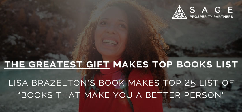 Brazelton's The Greatest Gift book makes top books list