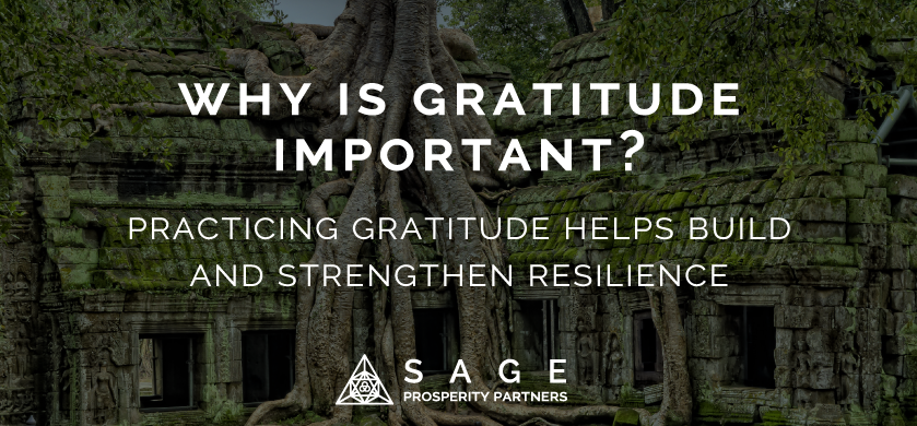 Why is gratitude important